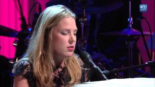 Diana Krall performs The Look of Love in the East Room to