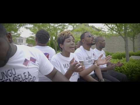 CONGOLESE GOSPEL STARS IN USA -(MUNGU TEMBELEA CONGO)