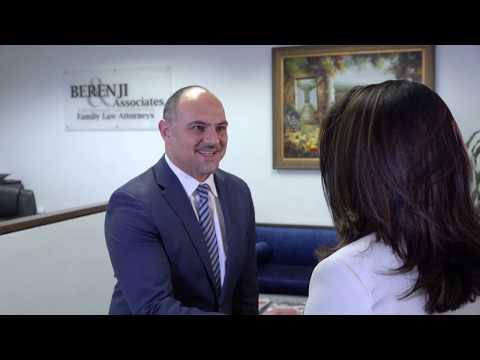 Los Angeles Divorce Lawyer Free Consultation Berenji