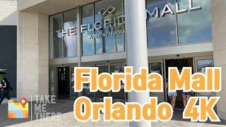 Florida Mall in Orlando Florida 2020 Walking tour 4K