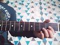 Nai lagda    Notebook    Vishal Mishra    guitar lesson by vinayak   