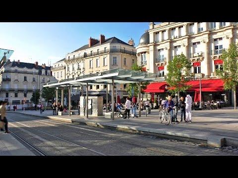Angers, France - Ville, city tour, guide
