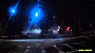 preview picture of video 'SUV Driver blows a red light: North White Plains, NY, February 25, 2015'
