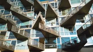 Scandinavian Futuristic Architecture [Barcode Oslo & Ørestad Copenhagen]