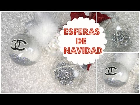 Chanel Christmas Ornaments.Dollar Tree Chanel Christmas Ornaments Diy تنزيل يوتيوب