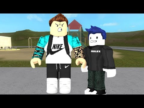 ROBLOX BULLY STORY (Alan Walker - Sing Me To Sleep)