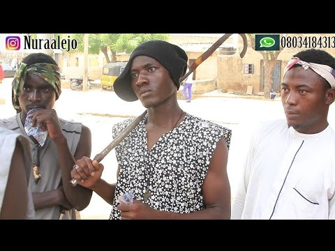 MUSHA DARIYA KAURAYE LATEST HAUSA COMEDY BY NURAALEJO (Hausa Songs / Hausa Films)