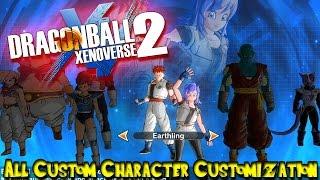 Descargar MP3 de Dragon Ball Xenoverse 2 All Custom