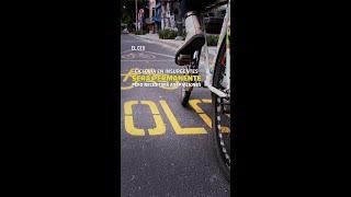 #Ciclovía #Insurgentes #Ciclismo #Transporte #Movilidad #CDMX #VideoVertical #ClaudiaSheinbaum