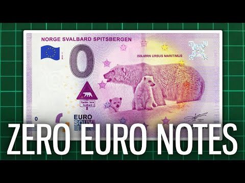 Zero Euro Banknotes - Why Do They Exist?
