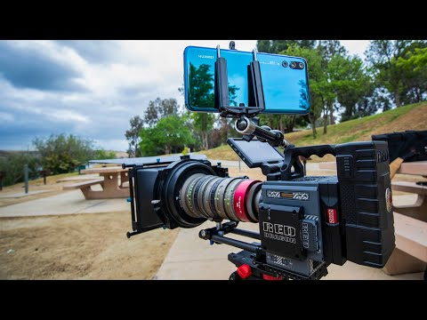 Huawei P20 Pro vs RED Cinema Camera: chi farà le riprese migliori?