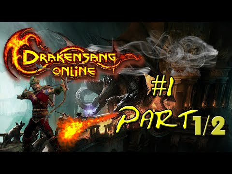 Drakensang | #1 Part 1/2 | - Zabíjame Travičky
