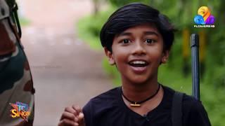 പവർ പാക്ക്ഡ് പെർഫോമൻസുമായി തേജസ്സ്   Top Singer   Viralcuts