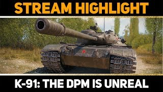 K-91: The DPM is UNREAL