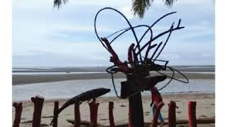 preview picture of video 'Pantai Balo-Balo Wotu'