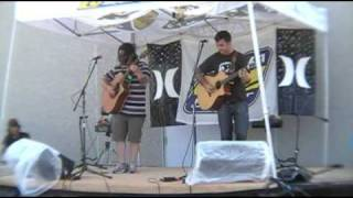 Bayside Acoustic Blame It On Bad Luck