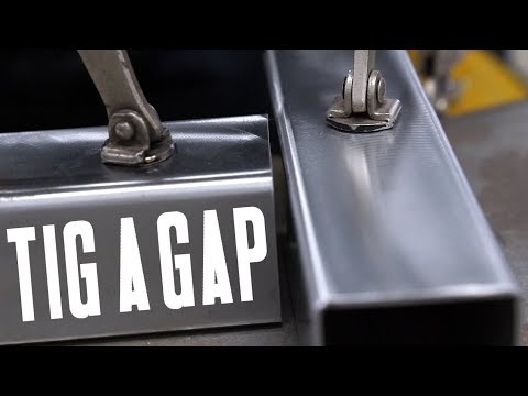 How To TIG Weld ANY Gap