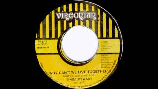 Why Can't We Live Together :: Tinga Stewart