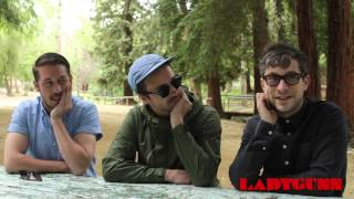LADYGUNN TV / Portugal. The Man interview