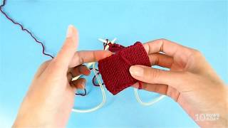 Five Ways to Join Stitches for Knitting in the Round