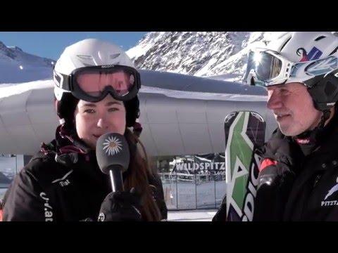 Skibummel am Pitztaler Gletscher und am Rifflsee (c) OTV Imst  - © Pitztaler Gletscher/OTV Imst