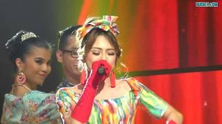 Baby Shima Tukar Lagu HAJAT (Hael Husaini) Jadi Retro