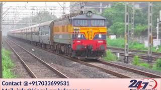 Most Prominent King Train Ambulance Service in Delhi and Kolkata
