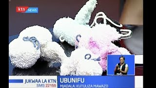 UBUNIFU: Unaweza kutumia mwanasesere kujituliza mawazo? | SUALA NYETI