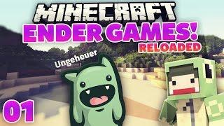 SPANNUNG PUR Seelendieb Mit Nodop Minecraft ENDER GAMES SERIE - Minecraft endergames spielen