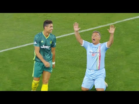 Cristiano Ronaldo Moments If Were Not Filmed No One Would Believe It