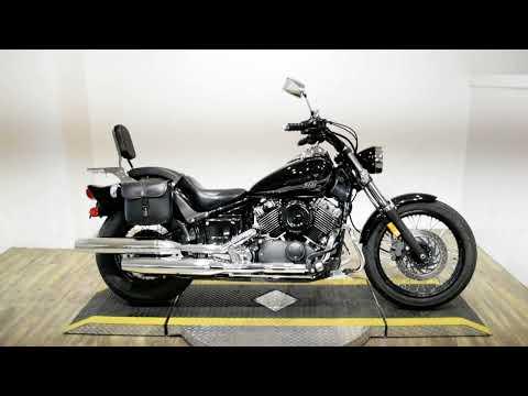 2015 Yamaha V Star 650 Custom in Wauconda, Illinois - Video 1