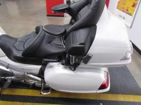 2008 Honda Gold Wing® Audio Comfort Navi in Wichita Falls, Texas - Video 1