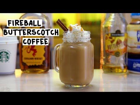 Video Fireball Butterscotch Coffee