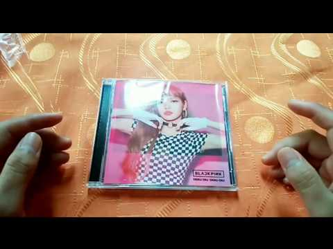 Download Unboxing Blackpink ブラックピンク 1st Japanese Mini Video