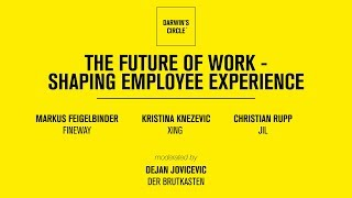The Future Of Work - Shaping Employee Experience