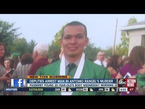 Pasco County deputies arrest a man for Second Degree Murder