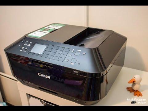 Test - Canon Pixma MX925