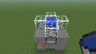 preview picture of video 'Minecraft Tutorials: How to Make a Hyper Spawner, Part 1'