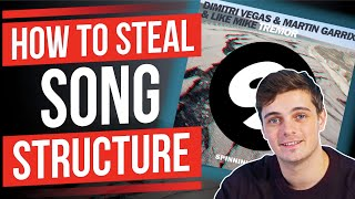SONG STRUCTURE MADE EASY | HOW TO STEAL SONG STRUCTURE