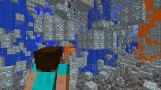 I REPLACED EVERY ORE WITH DIAMONDS ON THIS XRAY HACKER