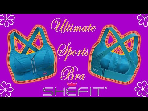 Shefit Ultimate Sports Bra | Product Review