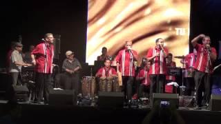 OMELE  .... Sonora Ponceña, Festival En Cayey P.R. 8/13/13