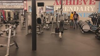 Gyms can reopen, operate with 25% capacity