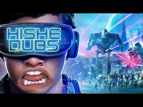 Ready Player One - HISHE Dubs (Comedy Recap)