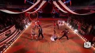 Team Creepy FULL Freestyle Performance | (Time Warp - Rocky Horror Picture Show) #Creepy