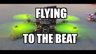 FPV HEAVEN - FLYING IS ON BEAT - PINKY FPV