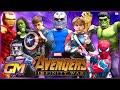 Avengers Infinity War Fun Kids Parody