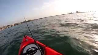 preview picture of video 'Kayakeando Cancun 20#Barracuda Puerto Juarez'