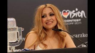Муж не ревнует? Азербайджанская победительница «Евровидения» показала фото с сыном чиновника