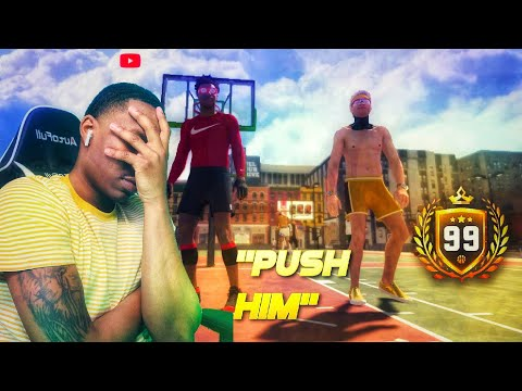 This is what ALWAYS happens when you push on NBA 2K19! BEST JUMPSHOT NBA 2K19! BEST BUILD 2K19